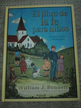 Libro La fe para niños