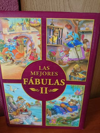 CUENTOS INFANTILES FABULAS..