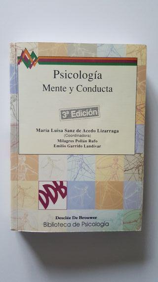 Libro Psicología Mente y Conducta