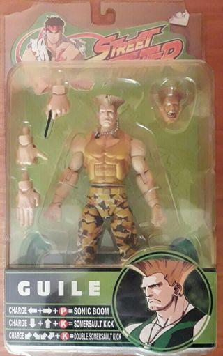 Figura Street Fighter - Guile
