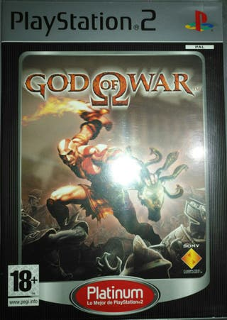 Juego PS2 - God of War