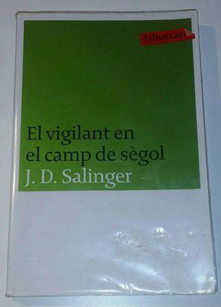 Libro El vigilant en el camp de segol.