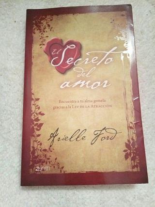 Libro el secreto del amor