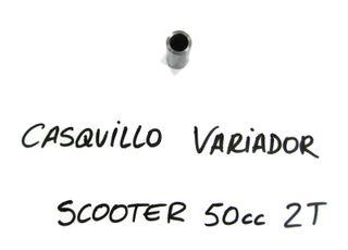 CASQUILLO VARIADOR SCOOTER 50CC 2T