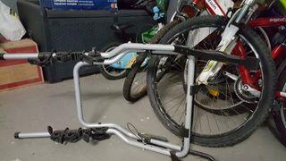 portabicis para llevar 3 bicis