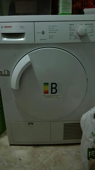 secadora bochs de 7kl