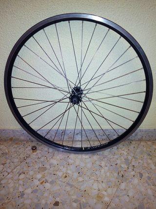 Llanta bicicleta montaña