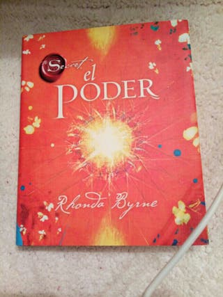 "The secret ""El poder"" de Rhonda Byrne"