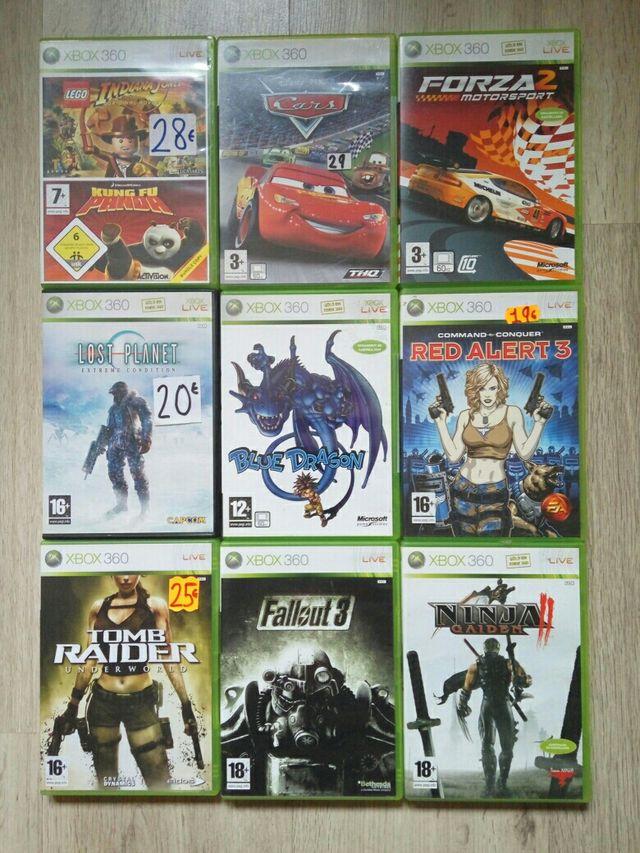 Juegos Xbox 360 Como Nuevos Por 19 De Segunda Mano Por 19 En