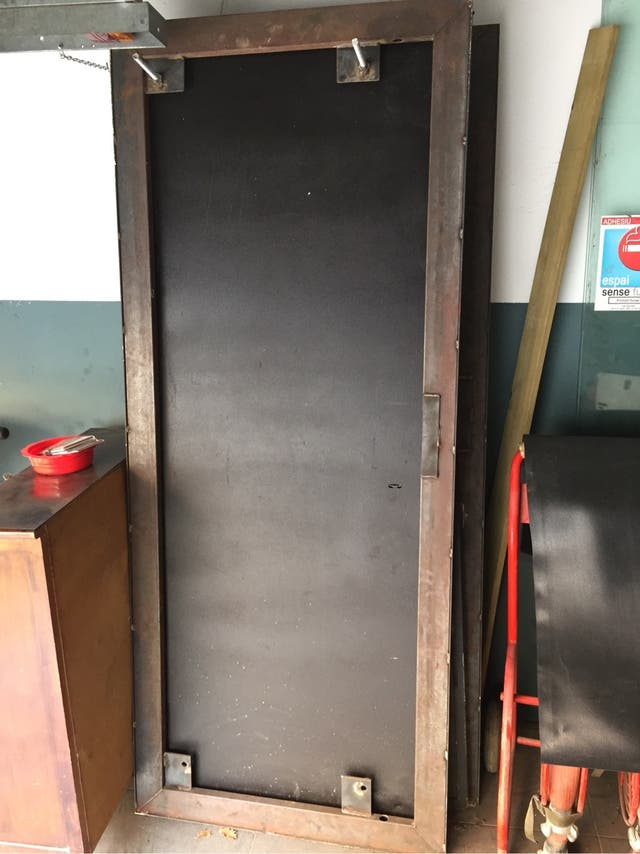 Puertas Metalicas Segunda Mano Cheap Cheap Empresa En Fabricacin De