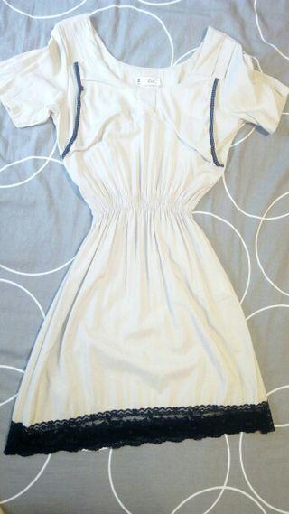 vestido corto rosita