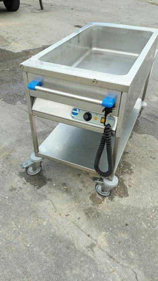 Carro baño maria Edesa CBM311