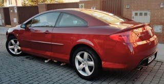 Peugeot 407coupe 2008
