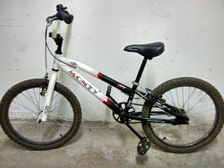 Bicicleta Monty bmx series 105 junior