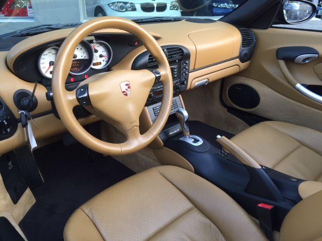 Porsche Boxster S (Nacional y revisiones ofic.)