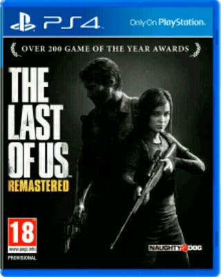 Oferta de la semana, The last of us de PS4