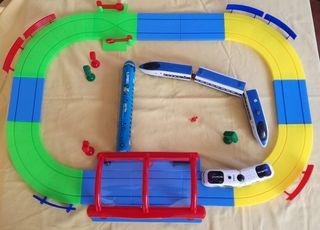 Trenes juguete
