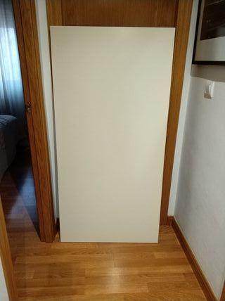 Escritorio Ikea 75x150 blanco