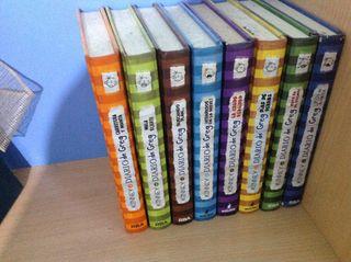 Libros Diario de Greg Pack libros