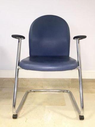 5 sillas para oficina FRANCH