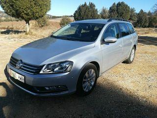 Volkswagen Passat 2012 1.6 TDI 105 BlueMotion 4p