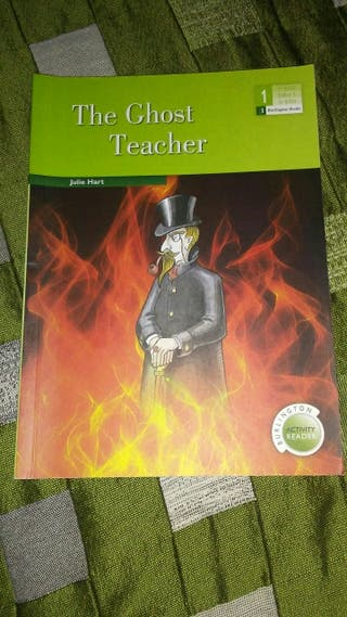 Libro the ghost teacher