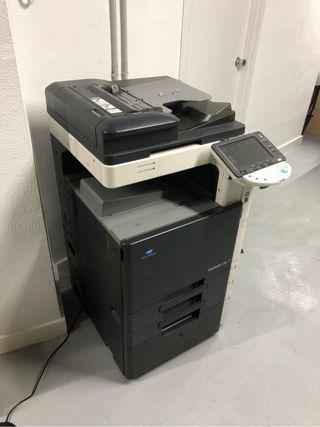 Impresora konica Bizhub C280
