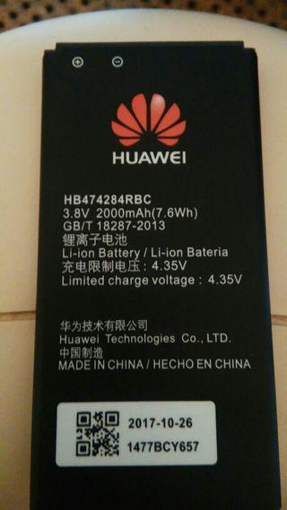 bateria movil huawei