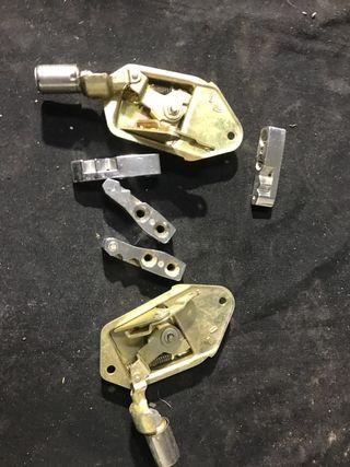 Cerraduras Renault R12 nuevas