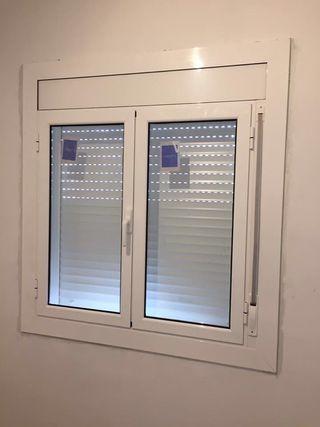 Ventana De Aluminio De Segunda Mano En Barcelona En Wallapop