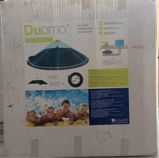 Calentador piscina de segunda mano en wallapop for Piscinas desmontables segunda mano