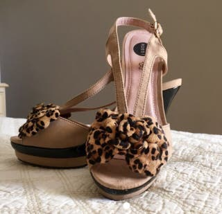Zapato de plataforma