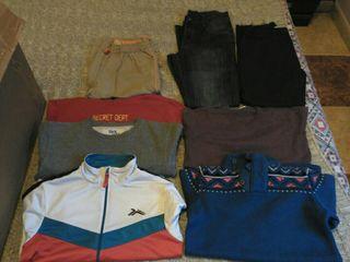 Lote ropa niño T12