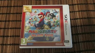 MARIO PARTY ISLAND TOUR PARA 3DS