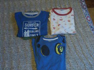 pijamas verano niño T10