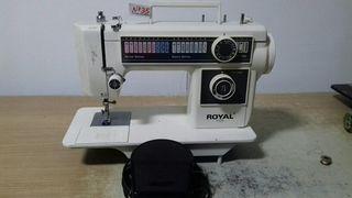 Maquina de coser autom.Royal 5520