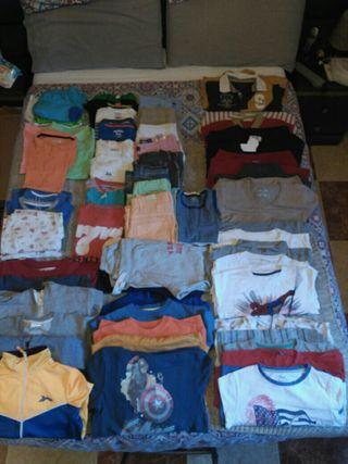 lote ropa niño T10