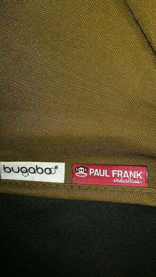 bugaboo camaleon edicion especial paul frank
