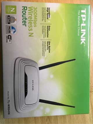 Router 300Mbps Wireless N wifi