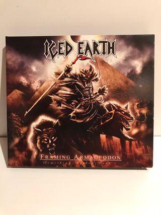 CD Iced Earth