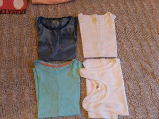 Camisetas interiores sin mangas T10