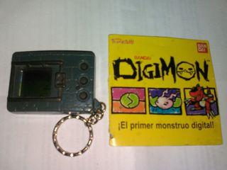 Digimon digivice tamagotchi bandai Años 90 pokemon
