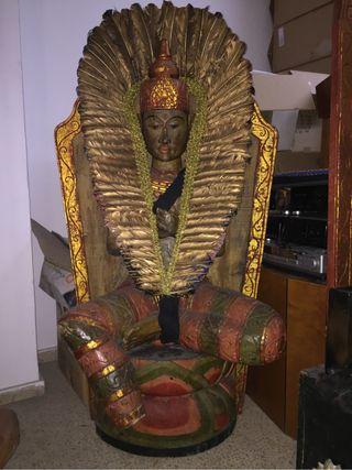 Estatua grande buda