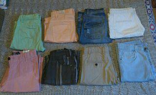 Pantalones de verano niño T10