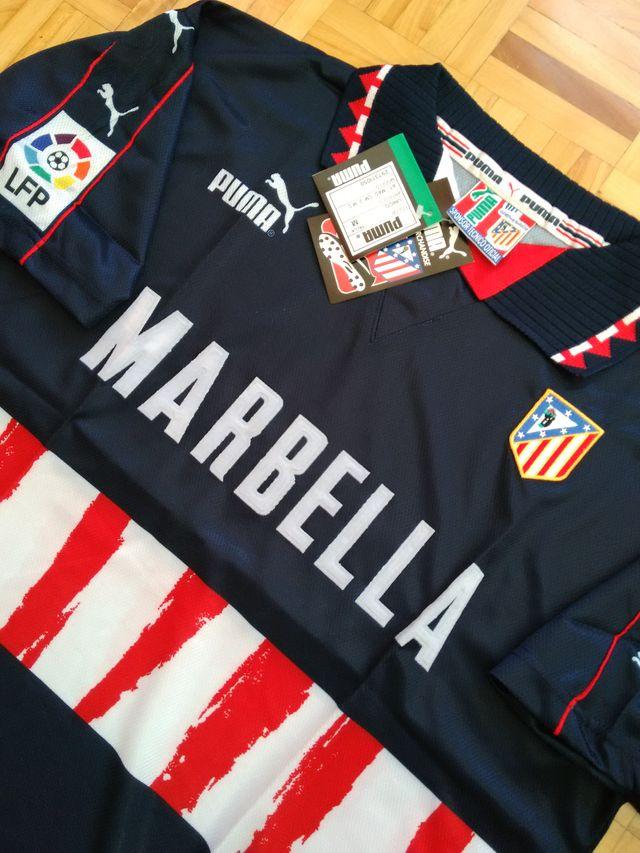 Atletico Madrid M 1997 1998 Puma Camiseta