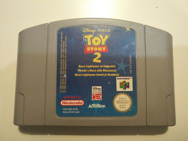 Juego Nintendo N64 - Toy Story 2
