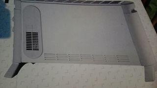 Calefactor eléctrico 2000w , nuevo a estrenar.