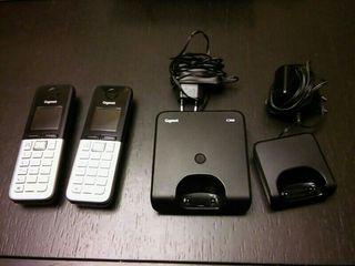 Telefono inalabrico Gigaset C300 Duo