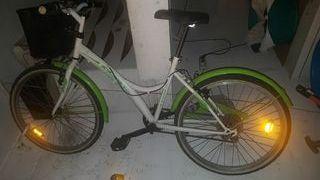 OPORTUNIDAD ! Bicicleta de paseo ORBEA