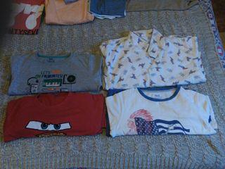 Pijamas invierno niño T10